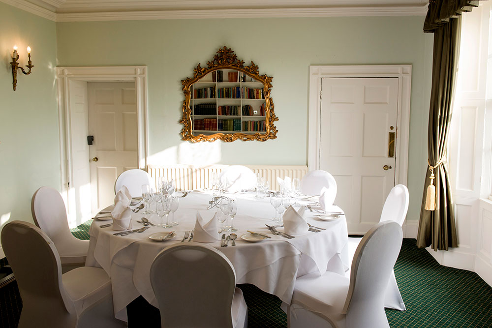 hall garth dining private