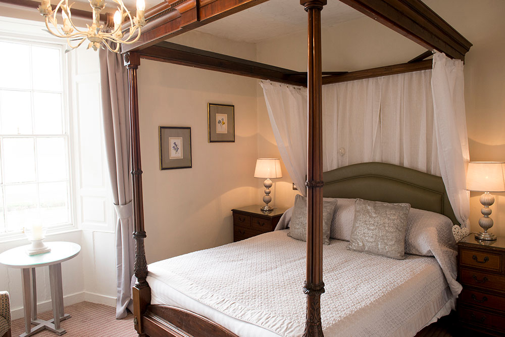 hall garth rooms four poster
